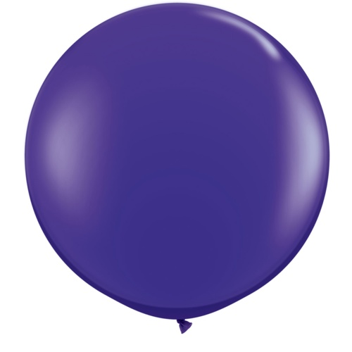 Giant ballon helio latex