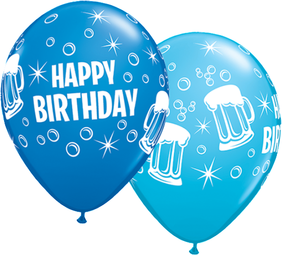 birthday beer mugs 11 inch balloons free delivery
