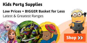 Kids Party Supplies | Childrens Party Supplies