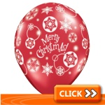 Christmas & Winter Foil Balloons