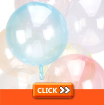 Crystal Clearz Balloons - Amscan