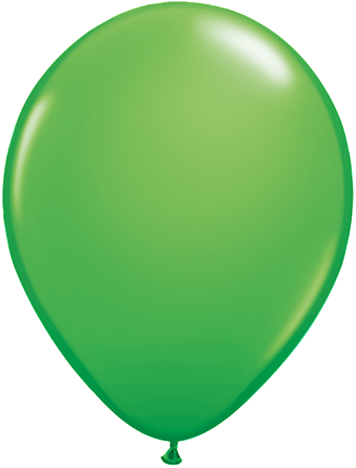 qualatex-11-inch-balloons-spring-green-1