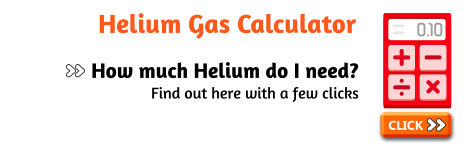 How much Helium do I need? Find out with the CLICK4 Helium Gas Calculator